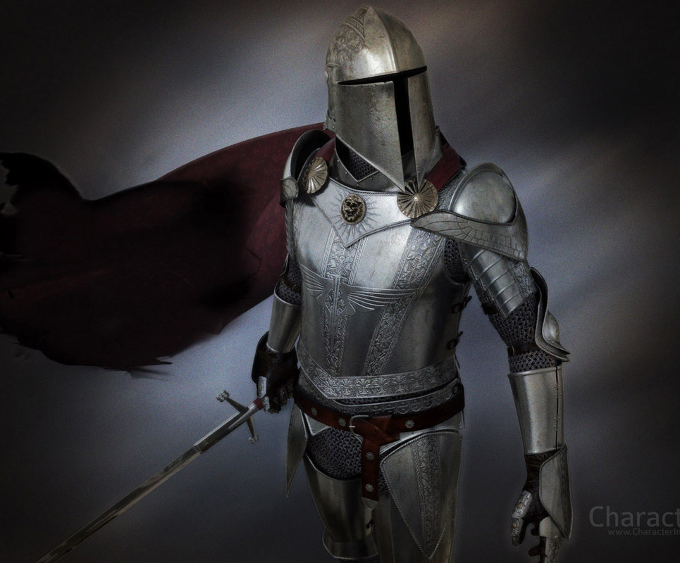 Knight wallpaper large1600px show