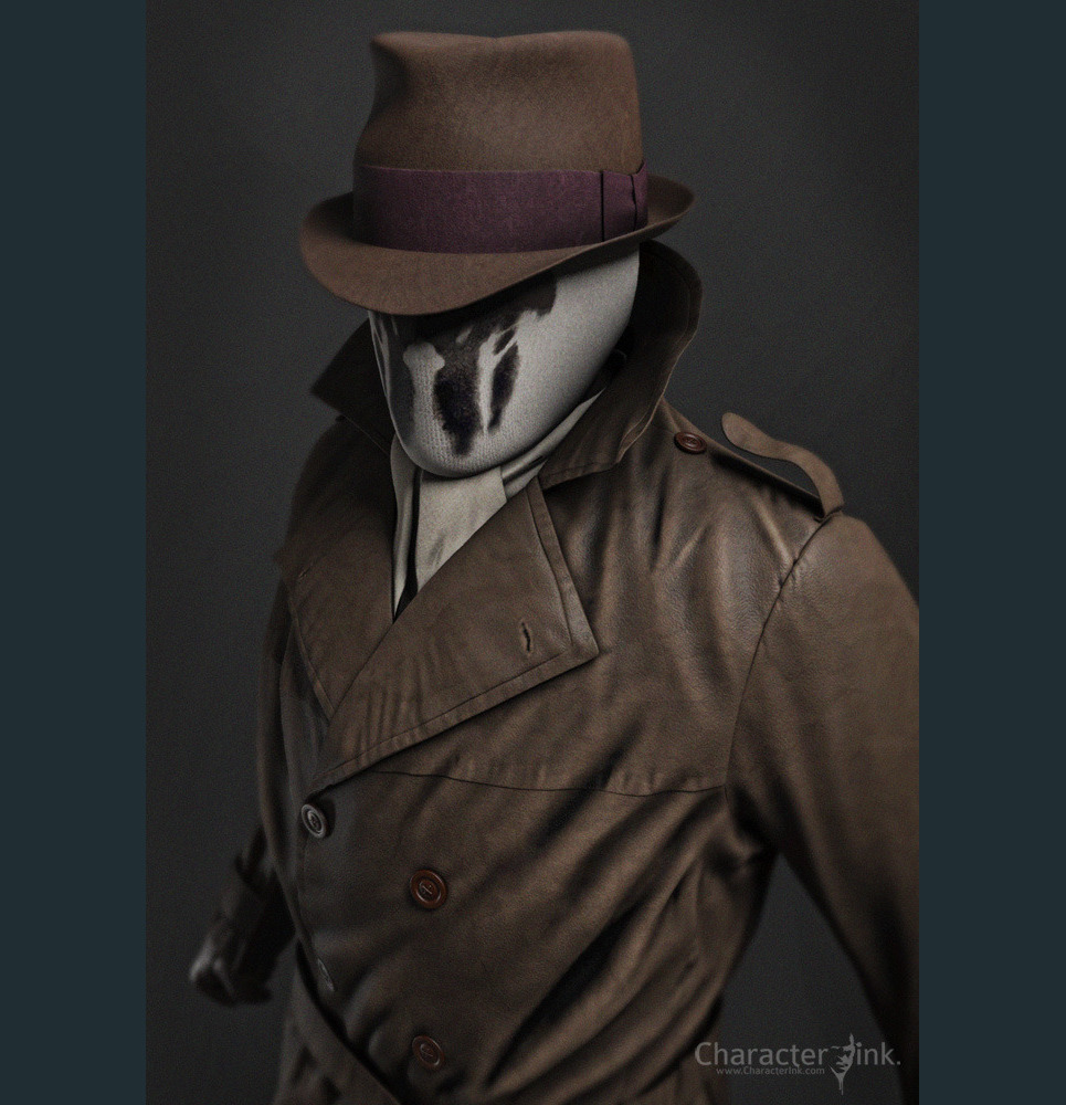 Rorschach 01 show