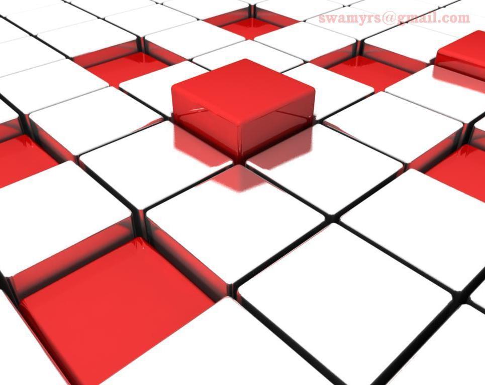 Cubes show