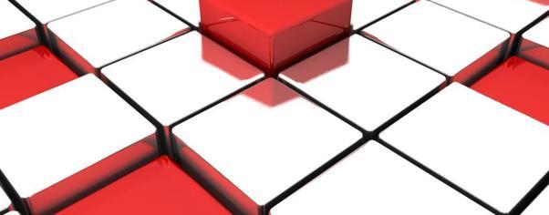 Cubes wide