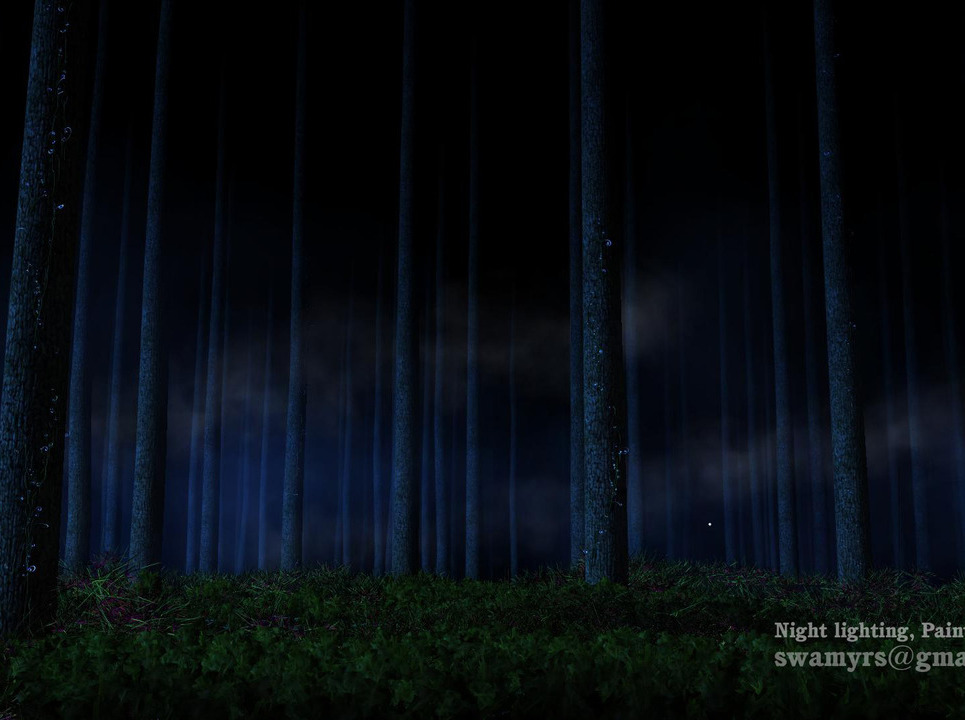 Trees show