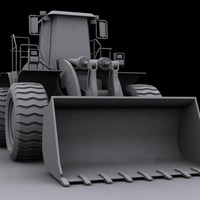 Wheel dozer1 cover