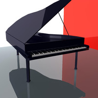 Grand piano cover