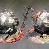 Garou   sphere tank thumbnail cover