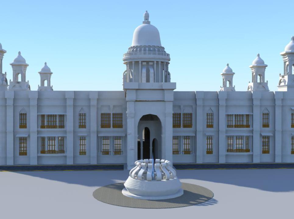 Palace 4 show