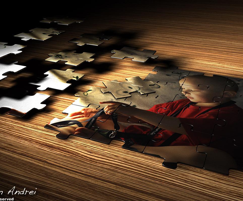 Puzzle 3dcopy show