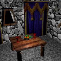 Castle room cover
