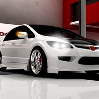 Honda civic cover