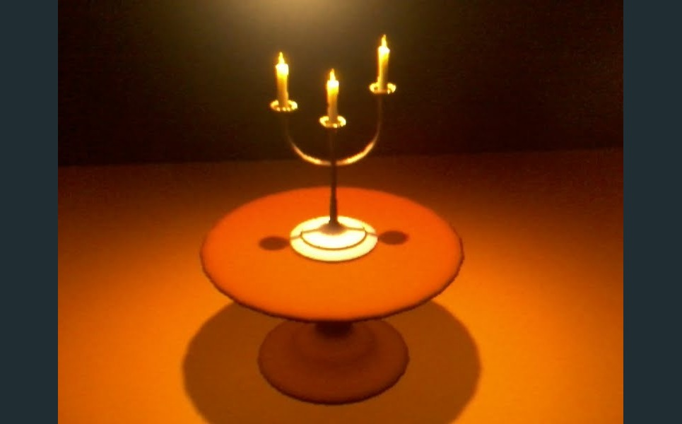 Candle show
