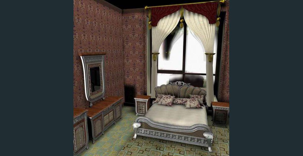 Bedroom designs base on middle east market 1 show