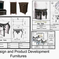 Design and product development furniture12 cover