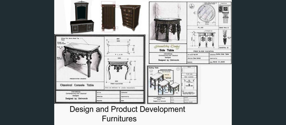 Design and product development furniture12 show