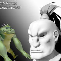 Porfolio character cover