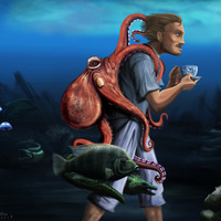 Nadj dream undersea cover
