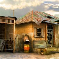 A very oid house xmas cover
