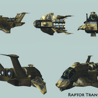 Raptor shuttle cover