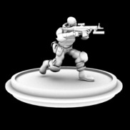 Soldier small