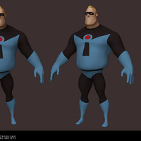Mrincredible turnaround cover