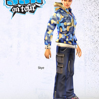 Skye ssx cover