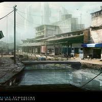 Slum cover