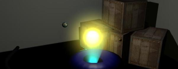 1st maya project   solar system 5  wide