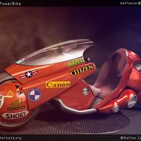 Powerbike by madmatt studio cover