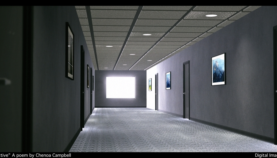 Tribute to   perspective   by whitecrow1 show