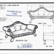 3 seater sofa small