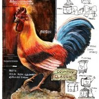 Rooster cover