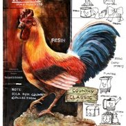 Rooster small