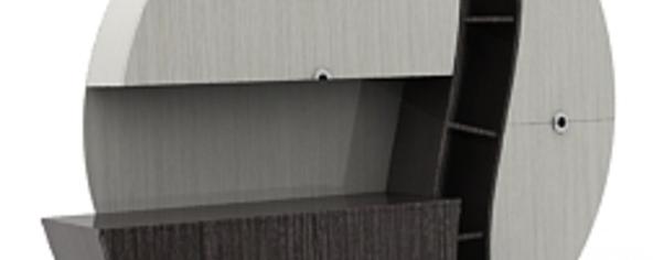 040110 rack gaudi soggiorno wide