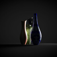 Vase lighiting cover