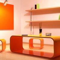 Sala naranja cover