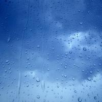 Rain drops cover