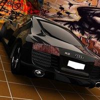 Audi r8  1 cover