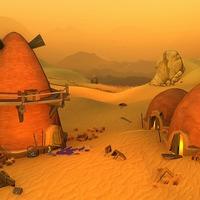 Jedan desert cover