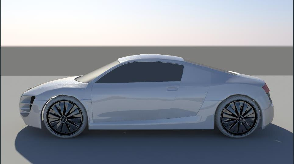 Audi   2 show