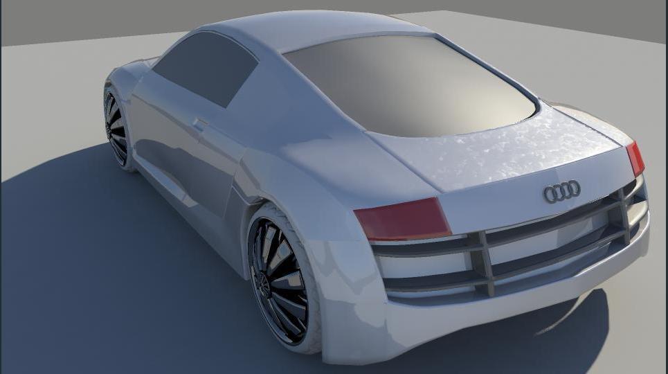 Audi   3 show