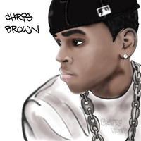 Chris brown. cover