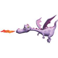 Dragon purple cover