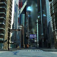 Cityscape cover