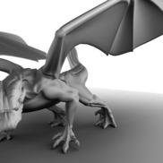 Dragon oclussion small