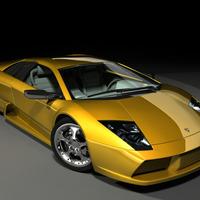 Lamborghini murcielago cover