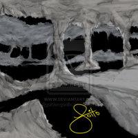 Cave entrance by djgoldengorilla d3dwb6y cover