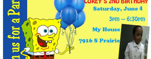 Corey bday invite wide