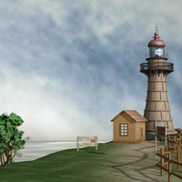 Lighthouse day copy cover