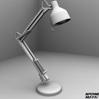 Finallamp cover