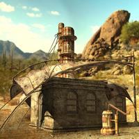 Deserthouse cover