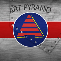 Art pyramid cover