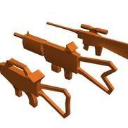 First guns small